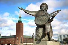 Stockholm Sverige arkivbild