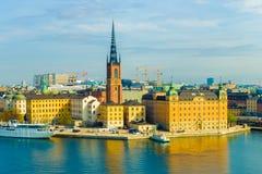 Stockholm Sverige Fotografering för Bildbyråer