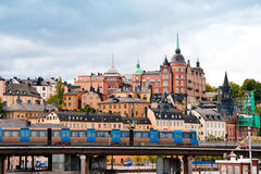 Stockholm. Sweden Stock Photos
