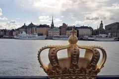 Stockholm - Sweden Stock Image