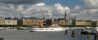 Stockholm, Sweden Royalty Free Stock Photos