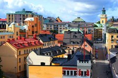 Stockholm - Sweden Royalty Free Stock Photos