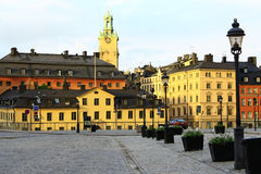 Stockholm, Sweden. Royalty Free Stock Images