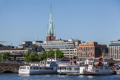 stockholm Sweden Zdjęcia Stock