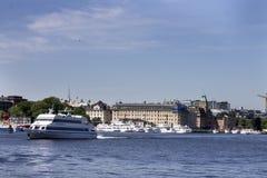 stockholm sweden Royaltyfri Foto