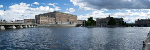 Stockholm, Sweden Royalty Free Stock Photo