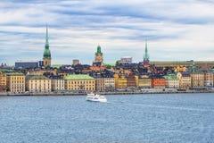 Stockholm, Sweden Royalty Free Stock Photo