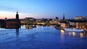 Stockholm, Sweden, Europe stock video footage
