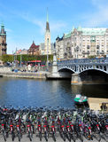 Stockholm, Sweden, Europe Royalty Free Stock Photography