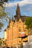 Stockholm Sweden Historical Building Royalty Free Stock Photos