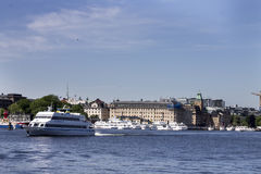 Stockholm Sweden Royalty Free Stock Photo