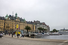 Stockholm Sweden Royalty Free Stock Image