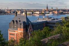 Stockholm Sweden Stock Image