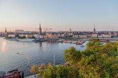 Stockholm Sweden Royalty Free Stock Photos