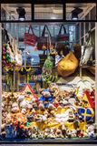 STOCKHOLM, SWEDEN - JANUARY 4: a show-window of Shop on sale of Stock Image