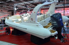 Boat show Stock Images