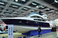 Boat show Stock Photos