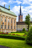 Stockholm, Sweden -  the Old Town, Gamla Stan Royalty Free Stock Photography