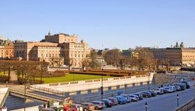 Stockholm. Sweden. The Royal Swedish Opera Royalty Free Stock Image