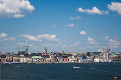 Stockholm. Sweden. Royalty Free Stock Photography