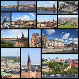 Stockholm Royalty Free Stock Photos