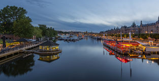 Stockholm. Sweden. Stock Photo