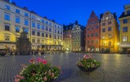 Stockholm, Sweden Royalty Free Stock Photos