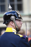 Stockholm: swedish royal guard Stock Photography
