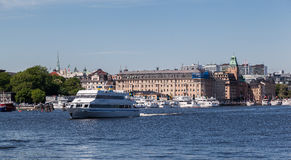 Stockholm Sweeden Stock Image
