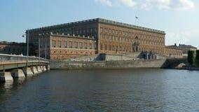 stockholm sweeden den gamla staden, parlamentsikt, arkivfilmer