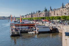 Stockholm Sweeden royalty free stock images