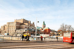 stockholm Venice Obrazy Stock