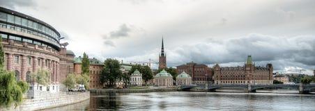 Free Stockholm View Royalty Free Stock Image - 34494606