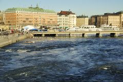 Stockholm Royalty Free Stock Photography