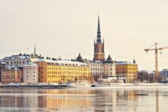 Stockholm winter Stock Photos