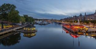 Stockholm zweden Stock Foto