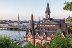 Stockholm Zweden Stock Afbeeldingen