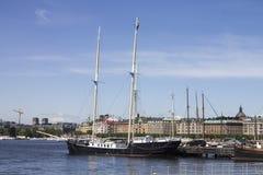 Stockholm Zweden Stock Afbeelding