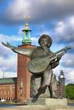 Stockholm, Zweden Stock Afbeeldingen