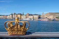 Stockholm, Zweden Stock Afbeelding
