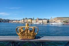Stockholm, Zweden Stock Foto