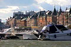Stockholm7 royalty-vrije stock fotografie