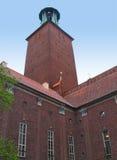 StockholmRathaus Stockbilder