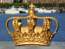 Stockholms Crown Stock Images