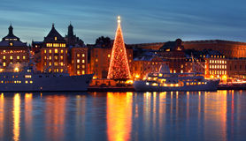 Stockholms old city Stock Image