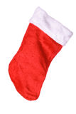 Stocking. Shot of a Stocking on white Stock Photography