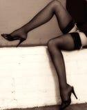 Stockings Stock Image