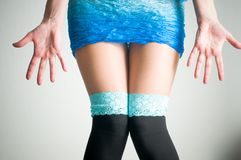Stockings Stock Photography