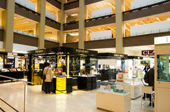Stockmann. Helsinki. Finland Stock Photos