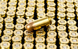 Stockpile of ammo Royalty Free Stock Images
